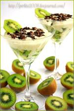 Рецепт: Ванильные кексы с шоколадом (фотография)