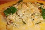 Овощное рагу в сметане